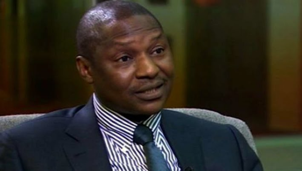 I Never Received N2bn From Recovered Loot, Malami Replies Reps