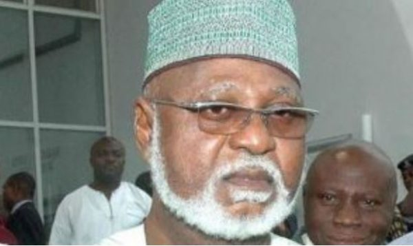 Divert Infrastructural Funds To Tackling Insecurity – Abdulsalami