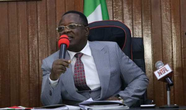 Umahi On Restructuring: Let's Have Six Vice-Presidents — One From Each Region