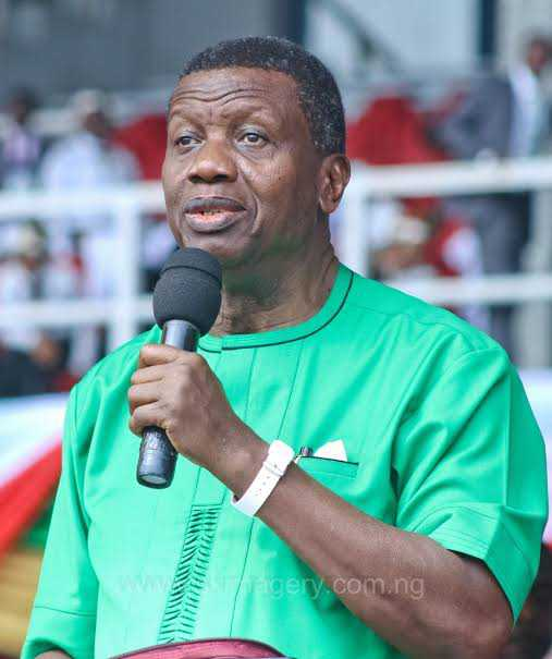 Pastor Adeboye lends his voice to the #EndSARS movement